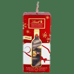 Lindt BÂTONS KIRSCH Petit Cadeau Noël 235g