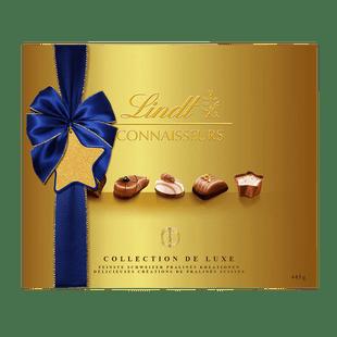 Lindt CONNAISSEURS Pralinés Assortiert Prestige Weihnachten 445g
