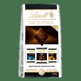 Lindt EXCELLENCE Sélection de Chocolat Noir 200g