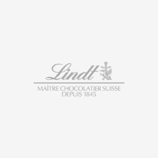 Lindt SQUARES Pralinés Noir Orange 138g