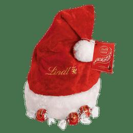 Lindt LINDOR Kugeln Weihnachtsmann Mütze Milch Weihnachten 325g