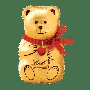 Lindt TEDDY Milch Weihnachten 100g