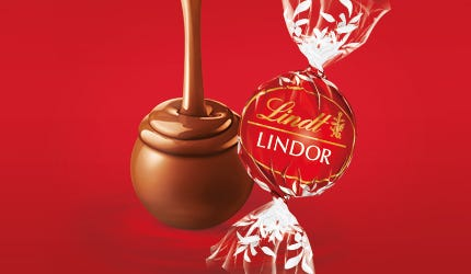 LINDOR Milch