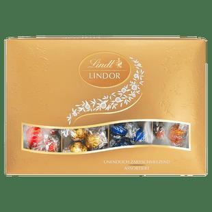 Lindt  Boules LINDOR Assorties 300g