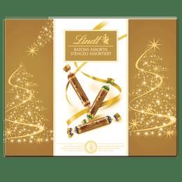 Lindt BÂTONS Assortis Fête Noël 250g
