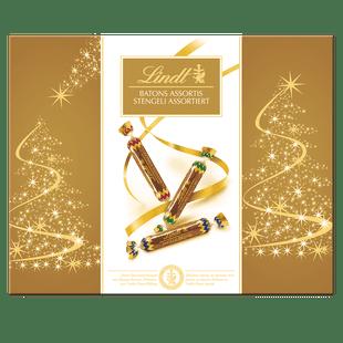 Lindt STENGELI Assortiert Weihnachten 250g