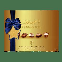 Lindt CONNAISSEURS Pralinés Prestige Assortiert Weihnachten 230g