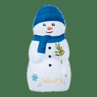 Lindt Bonhomme de Neige Lait Noël 40g